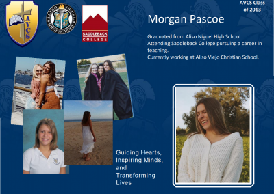 Morgan Pascoe