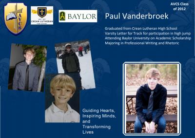 Paul Vanderbroek